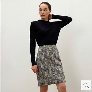 MM Lafleur Noho skirt - crackle size 4